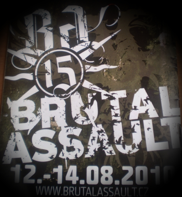 Brutal Assault 2010 (1/3) – Sepultura, Fear Factory, Candlemass, Despised Icon
