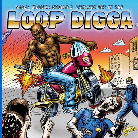 Madlib – Medicine show n°5, The history of the loop digga 1990-2000