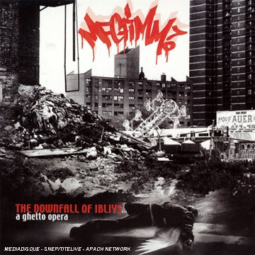 MF GRIMM – The Downfall of Ibliys… a Ghetto Opera