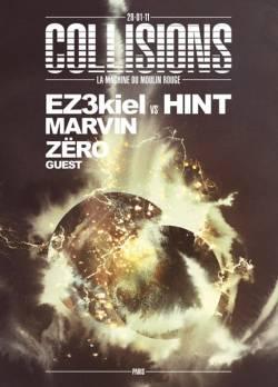 Ez3kiel Vs Hint + Scorn + Marvin + Zëro + DJ Food + DJ Prosper