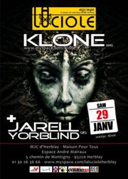 Klone + Jarell + Yorblind