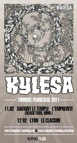 Kylesa + Black Tusk + Howl