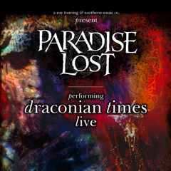 Paradise Lost (performing Draconian Times)