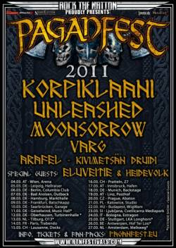 Paganfest 2011