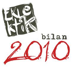 Bilan 2010 – Alchemist
