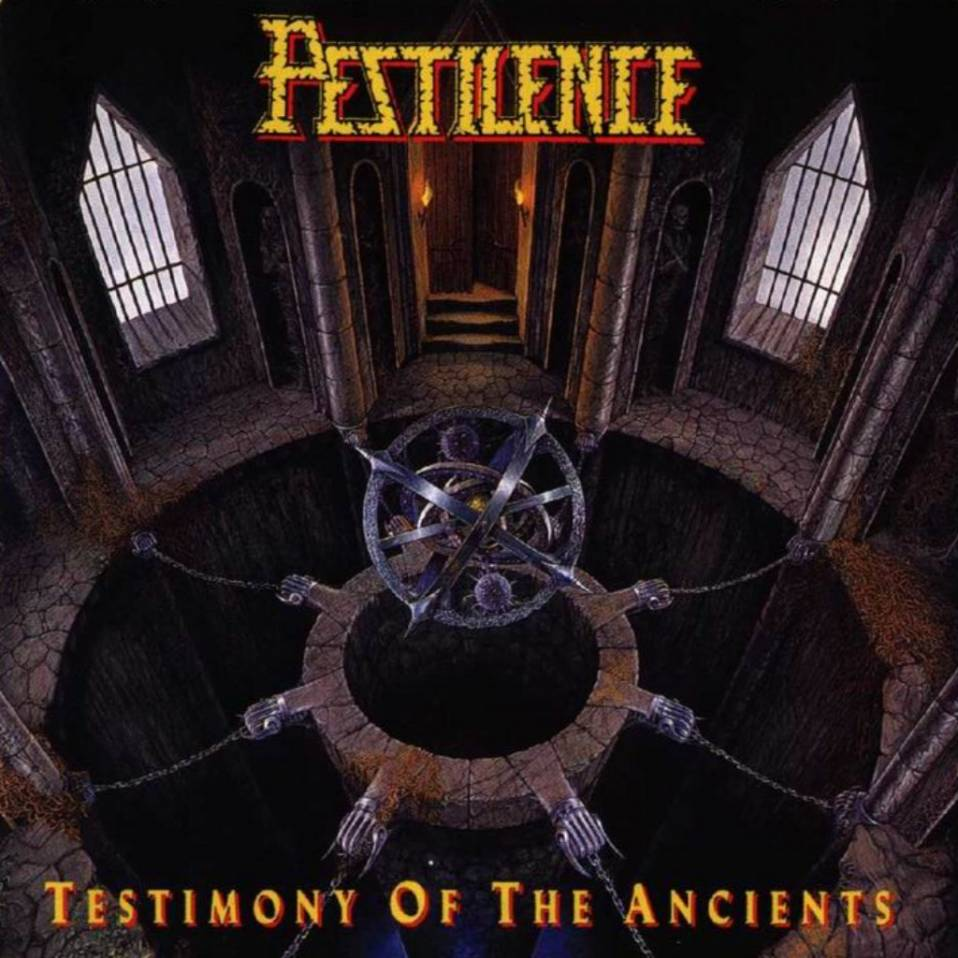 Pestilence – Testimony of the Ancients