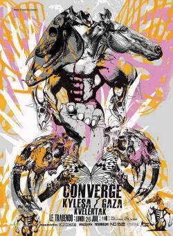 Converge + Kylesa + Gaza + Kvelertak
