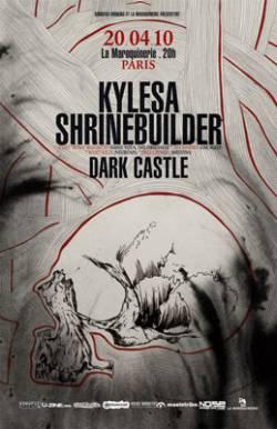 Kylesa + Shrinebuilder