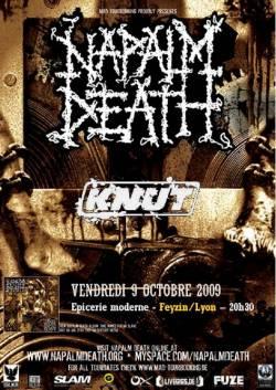 Napalm Death + Knut