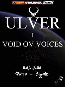 Ulver + Void ov Voices