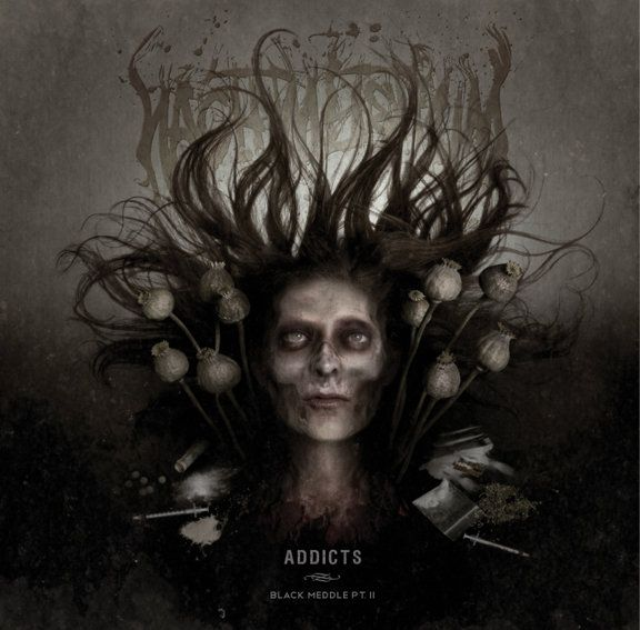 Nachtmystium – Addicts Black Meddle Pt. II