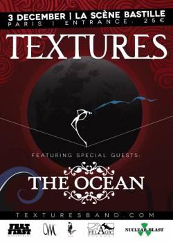 Textures + The Ocean