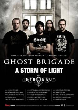 Ghost Brigade + A Storm of Light + Intronaut