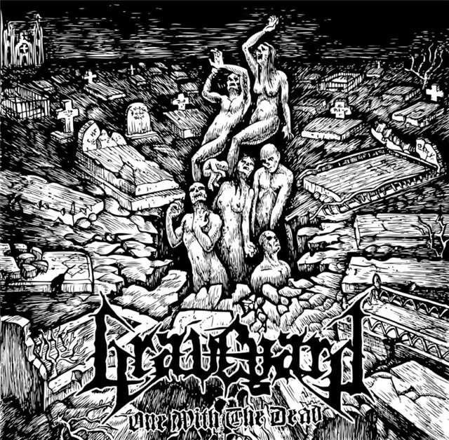Graveyard – One with the dead