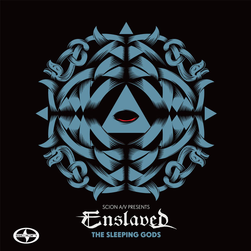 Enslaved – The Sleeping Gods EP