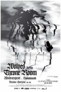 Wolves in the Throne Room + Wolvserpents + Danishmendt