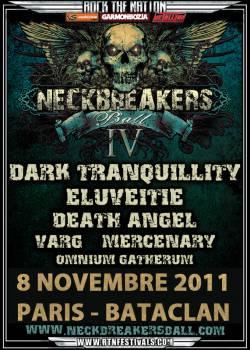 Dark Tranquillity + Eluveitie + Varg + Mercenary + Gurd + Omnium Gatherum
