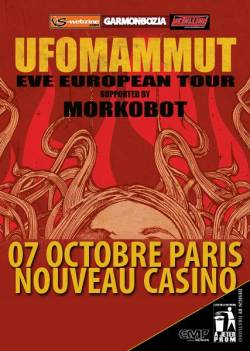 Ufomammut + Morkobot + Worn Out