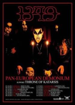 1349 + Throne of Katarsis