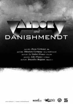 Valborg + Danishmendt