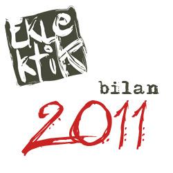 Bilan 2011 Krakoukass