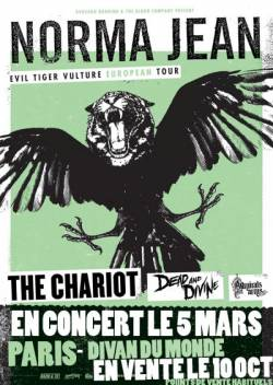 Norma Jean + The Chariot + Dead and Divine + Admiral's Arms