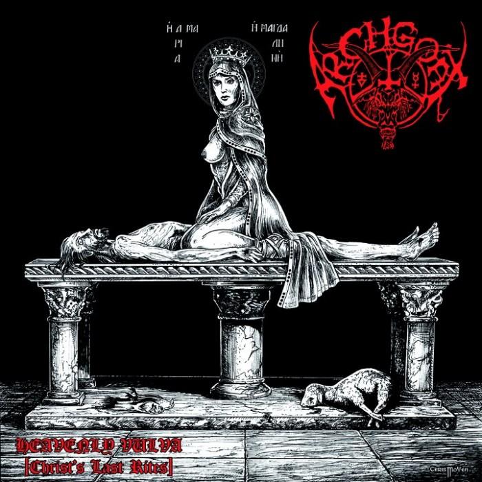 Archgoat – Heavenly Vulva (Christ's last rites)