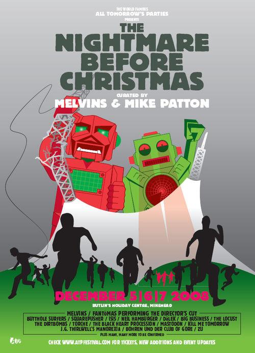 ATP Nightmare Before Christmass 2008