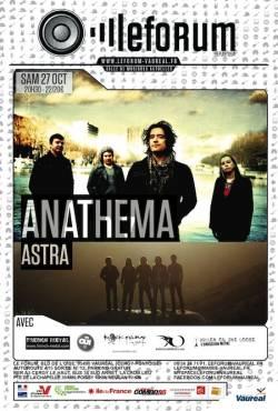 Anathema + Astre