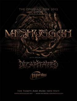 Meshuggah + Decapitated