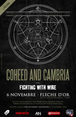 Coheed And Cambria + Fighting With Fire