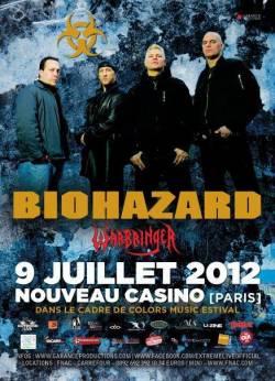 Biohazard + Warbringer