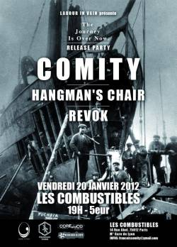 Comity + Hangman's Chair + Revok