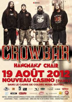 Crowbar + Hangman's Chair