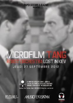 Microfilm + Tang