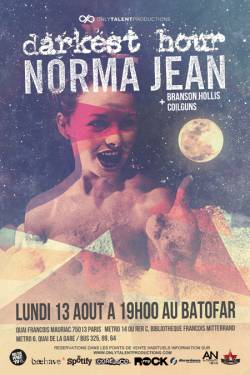 Darkest Hour + Norma Jean