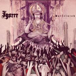 """Pochette de """"Halleluyah"""" d'Igorrr (sortie le 21/12/2012 sur le label Ad Noiseam)"""