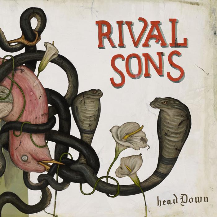Rival sons – Head down