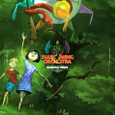 Diablo Swing Orchestra- Pandora's Piñata