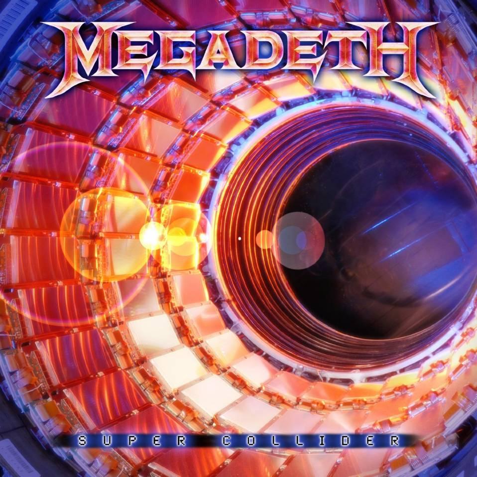 Megadeth – Super Collider
