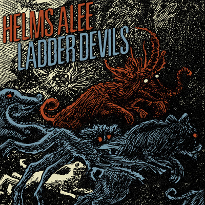 Helms Alee & Ladder Devils – Split