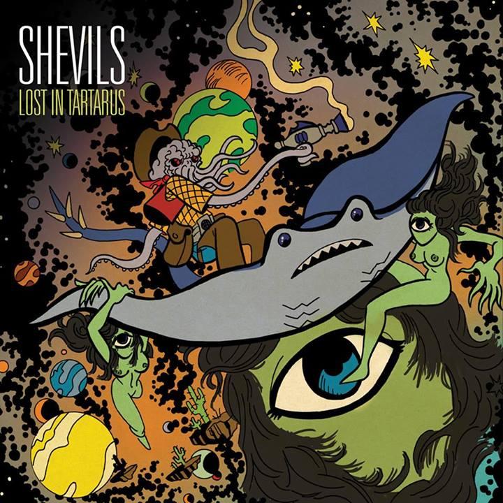 Shevils – Lost In Tartarus