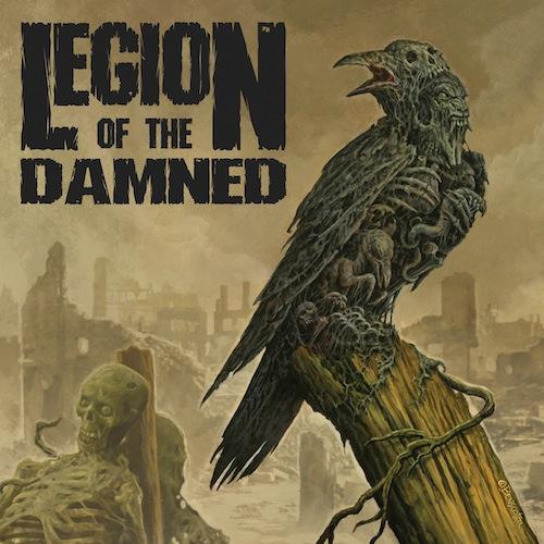 Legion of the damned – Ravenous plague