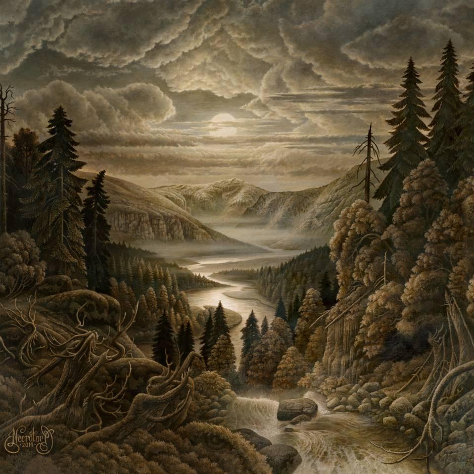 Blut Aus Nord – Memoria Vetusta III : Saturnian Poetry