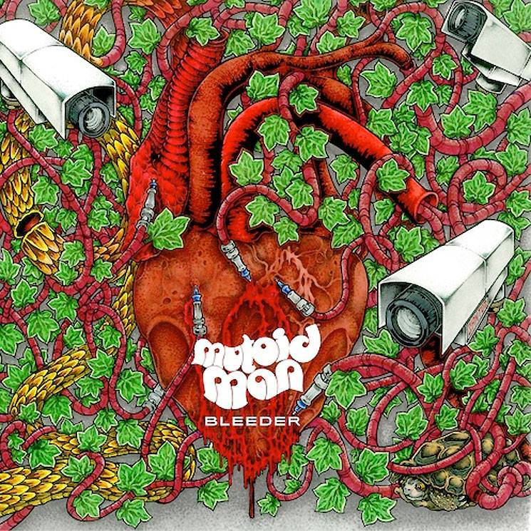 Mutoid Man – Bleeder