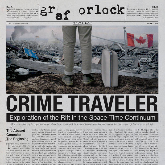 Graf Orlock – Crime Traveller