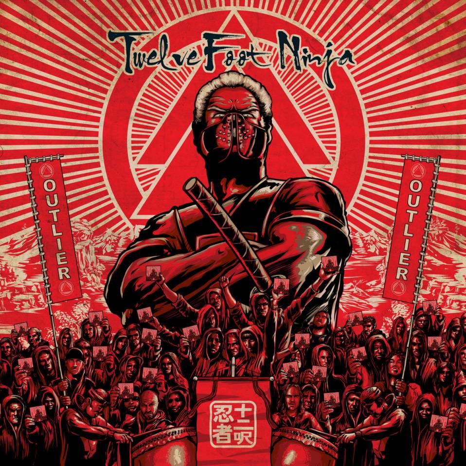 Twelve Foot Ninja – Outlier