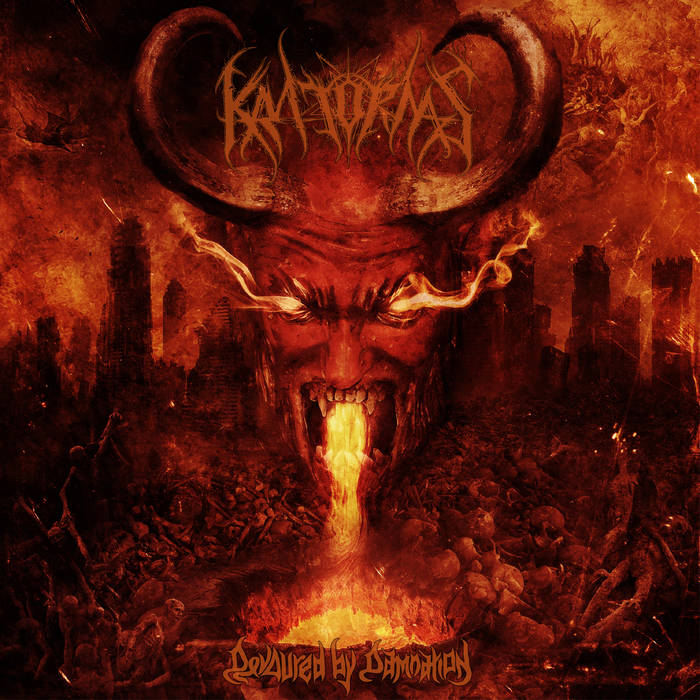 Kratornas – Devoured By Damnation