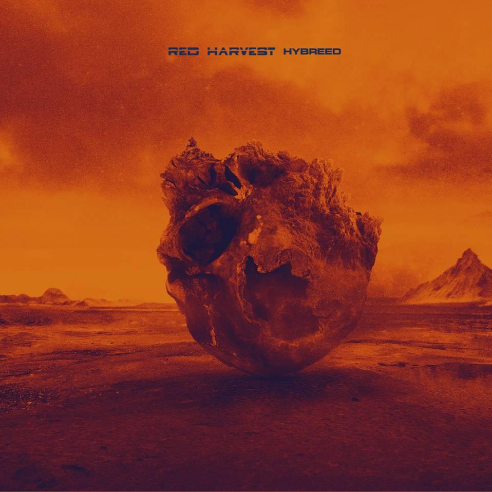 Red Harvest – Hybreed (reissue 2017)