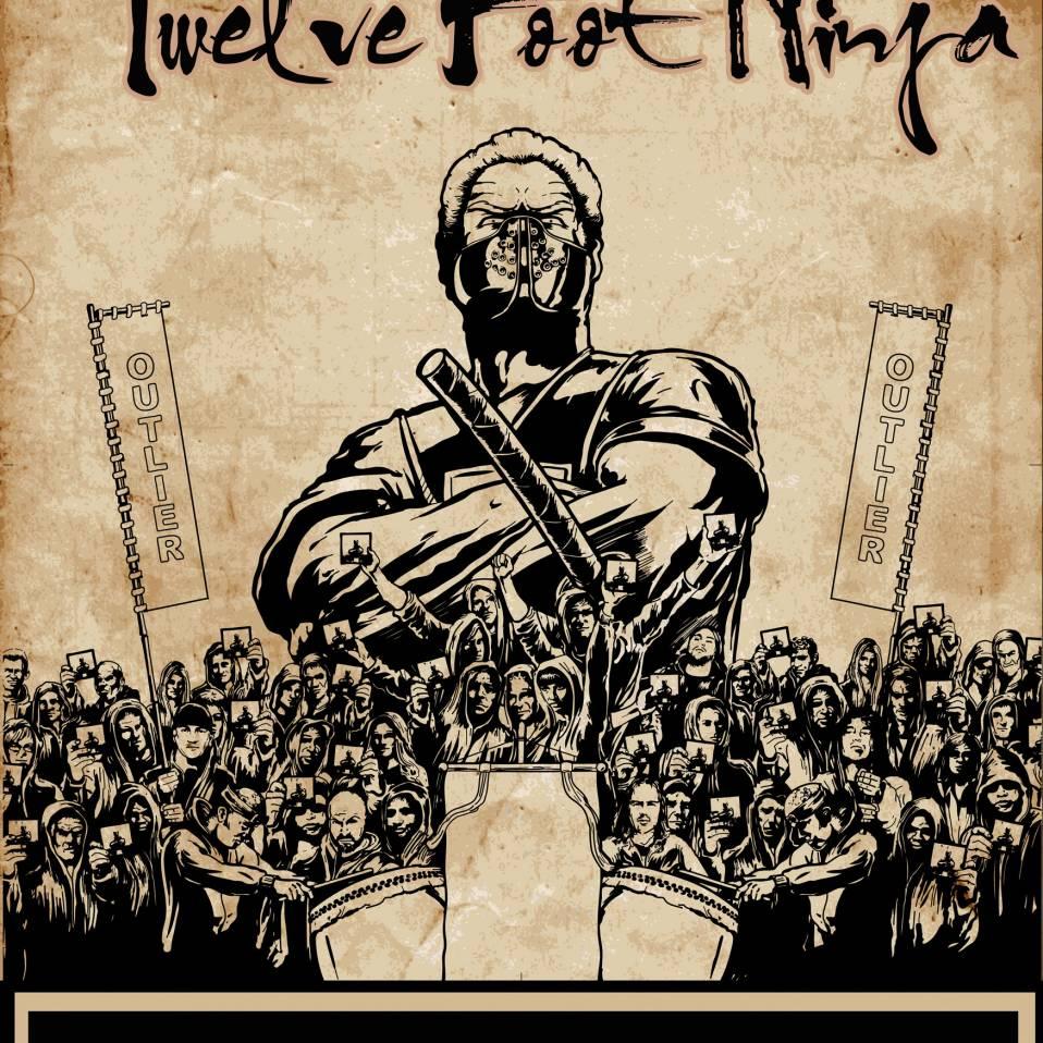 Live-report: Twelve Foot Ninja/Uneven Structure/FS